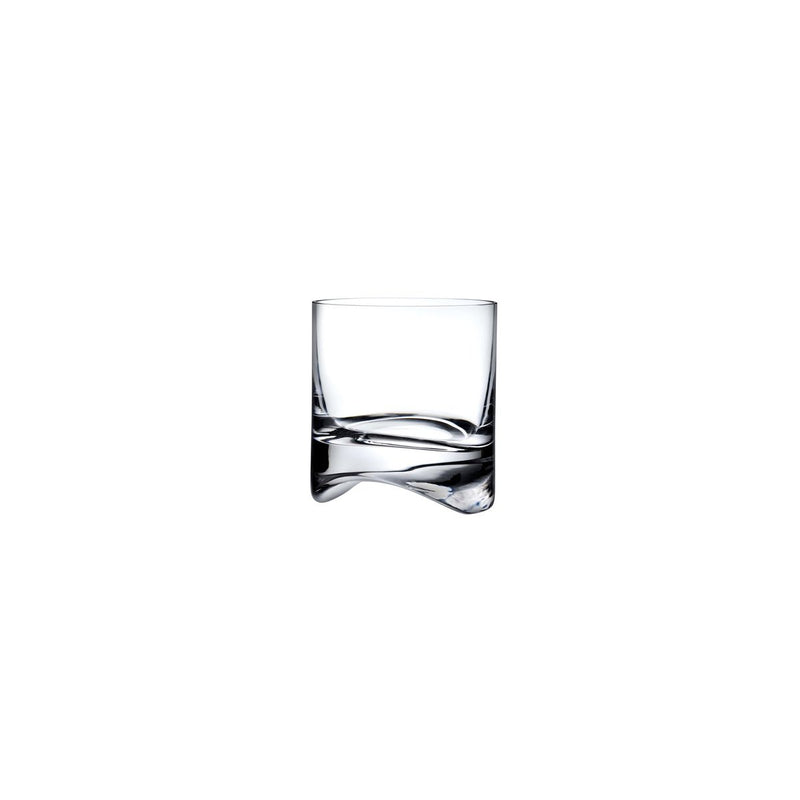 NUDE Arch Set of 2 Whisky Glasses