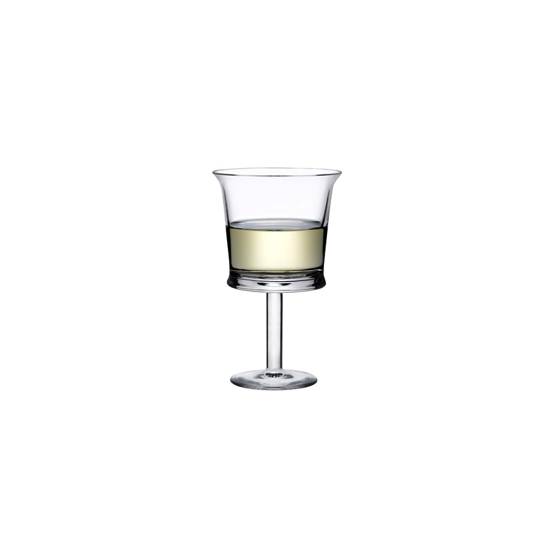 Nude Jour Set of 2 White Wine Glasses