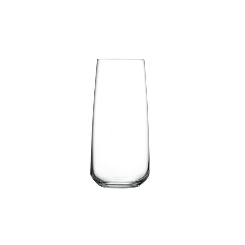 NUDE Mirage Set of 4 High Ball Glasses