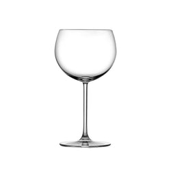 NUDE Vintage Set of 2 Bourgogne White Glasses