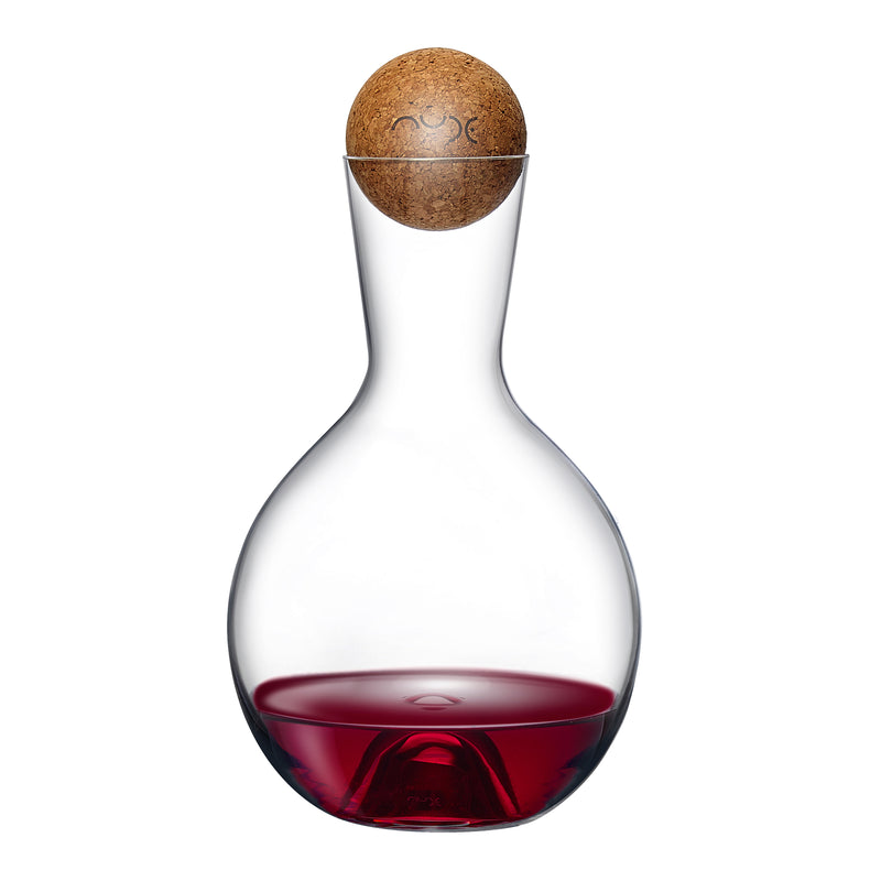 Nude Vintage Wine Decanter with Cork Stopper