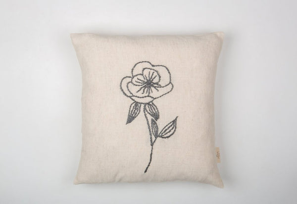 MUNA Anemone Grey - Pillow/Cushion