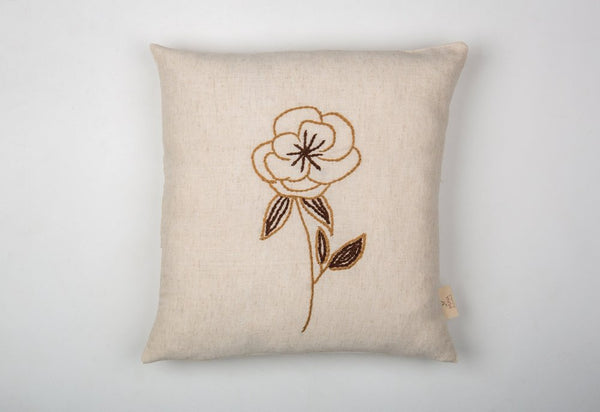 MUNA Anemone Brown - Pillow/Cushion