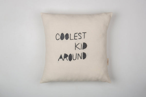 MUNA Coolest Kid Around - Kids Pillow/Cushion
