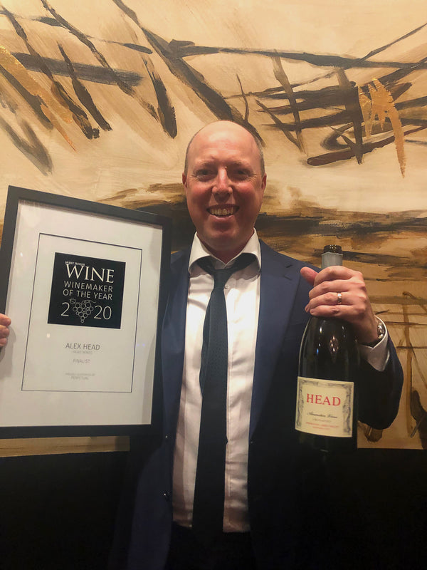 2020 Gourmet Traveller Winemaker of the Year Finalist