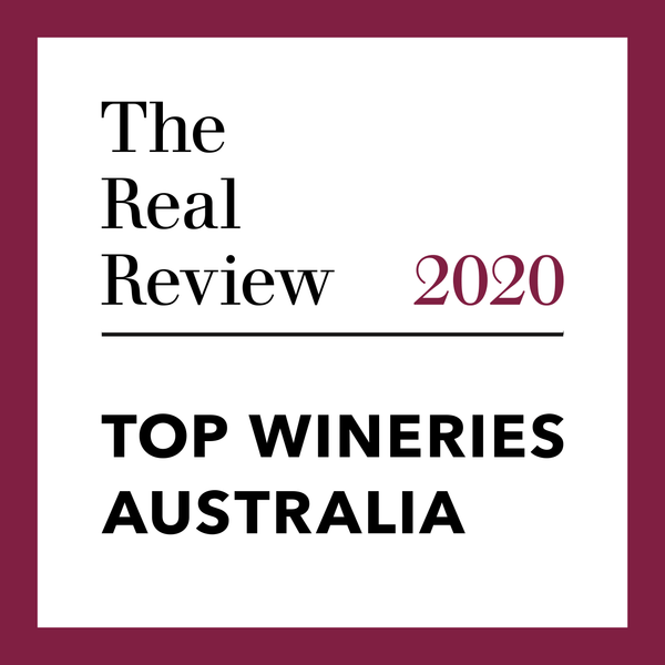 We made it! The Real Review Top Wineries of Australia 2020