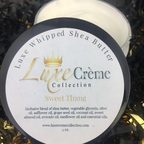 Sweet Thang Whipped Shea Butter