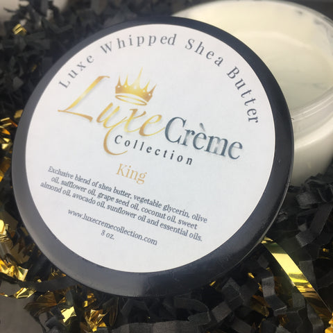 King Whipped Shea Butter