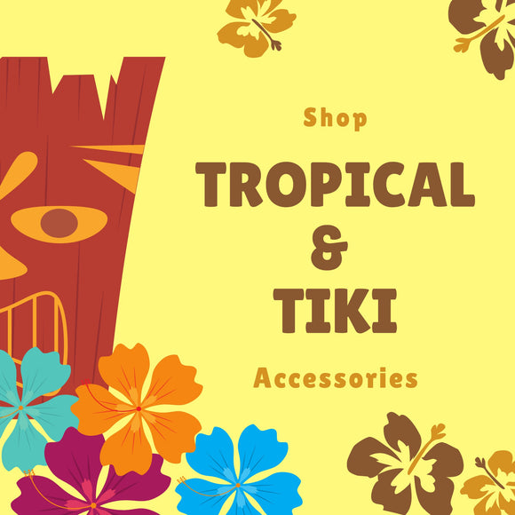 Tropical & Tiki Accessories