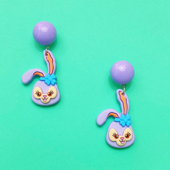 Stella Lou Duffy & Friends Small Drop Earrings