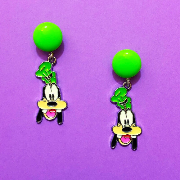 The Goof Enamel Drop Earrings