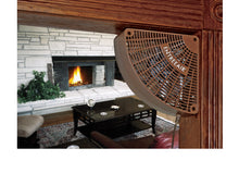 Load image into Gallery viewer, ENTREEAIR® DOOR FRAME FAN™ BROWN | RR100-B