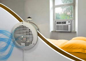 THRUWALL™ 2-SPEED ROOM TO ROOM TRANSFER FAN™ | TW108