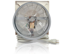 Load image into Gallery viewer, THRUWALL™ 2-SPEED ROOM TO TOOM TRANSFER FAN W/ AIRFLOW ADAPTOR PLATES | TW408
