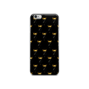 Kxng Mxlcxlm All Over iPhone Case