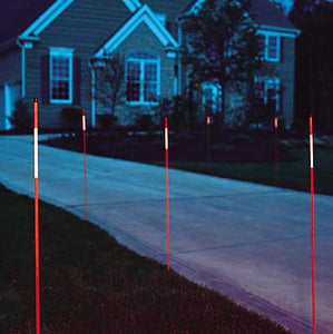 Driveway Markers (includes installation)