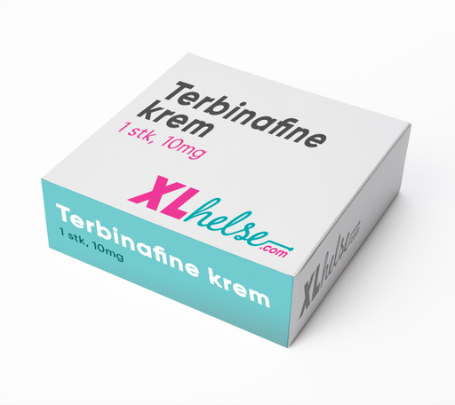 Terbinafine krem 1 tube á 10mg