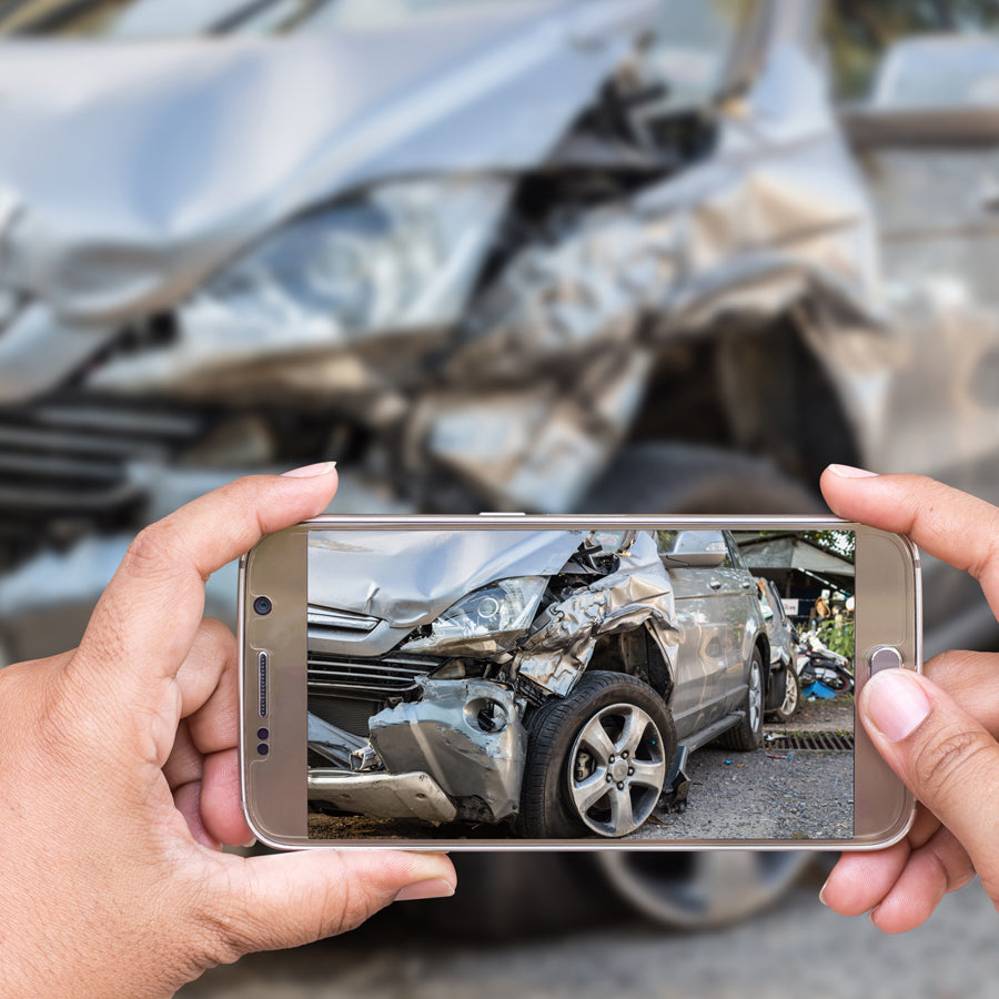 Things You Should after A Road Accident - Oshan & Associates