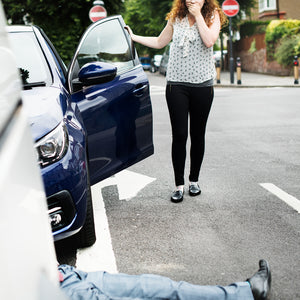 Getting compensation for your pedestrian accident injury