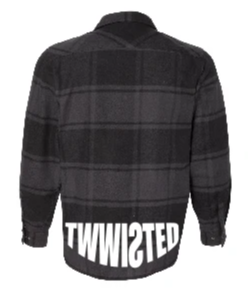 Twwisted Flannel - Twwisted