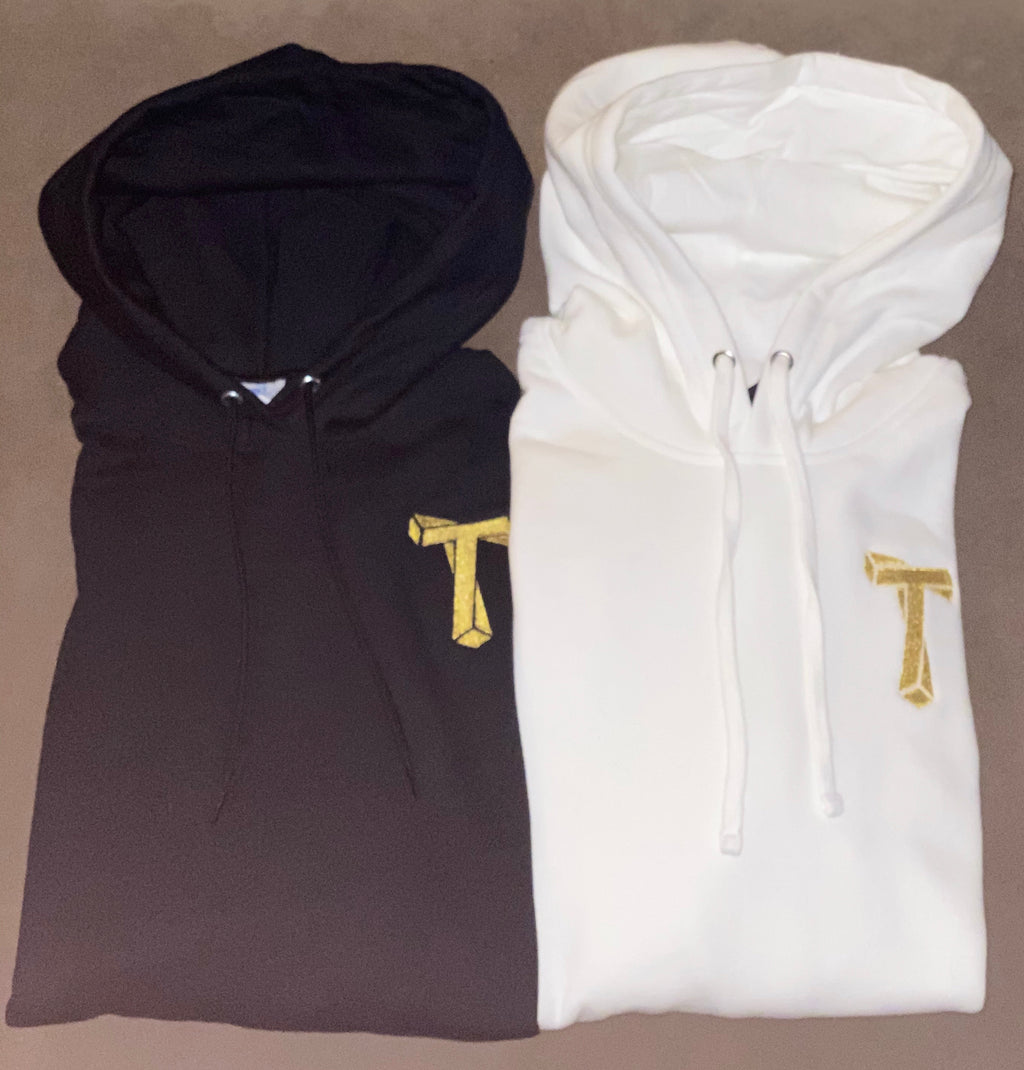 Twisted T hoodies