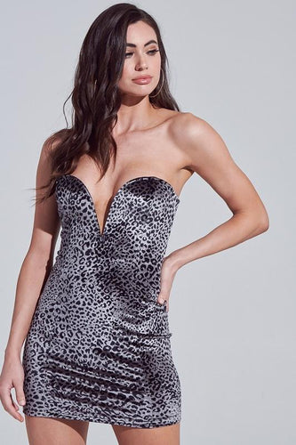 Color Me Leopard Dress
