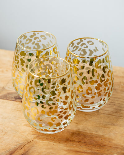 Wild About Wine Glasses