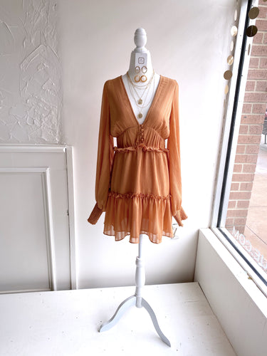 Sepia Dream Dress