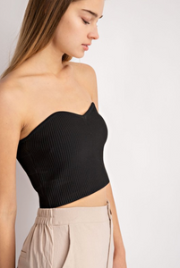 Sweet Heart Crop Top