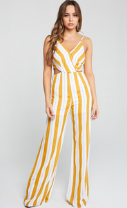 Tequila Sunrise Jumpsuit