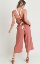 Load image into Gallery viewer, Cinnamon Spice Jumpsuit