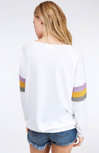 Load image into Gallery viewer, Mardi Gras Sweatshirt