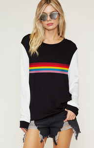 In Rainbows Sweatshirt