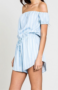 Touch The Sky Romper