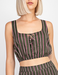 The Holly Crop Top