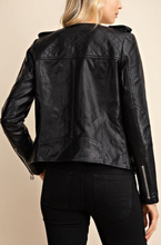 Load image into Gallery viewer, Not Your Boyfriends Leather Jacket