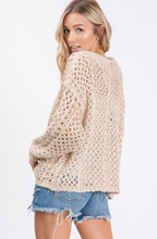 Load image into Gallery viewer, Gold Rush Sweater