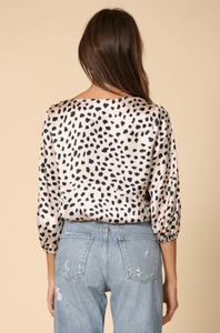 Spot On Blouse