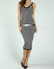 Load image into Gallery viewer, Callee Cross Back Midi Dress