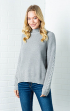 Load image into Gallery viewer, Heather Sweater