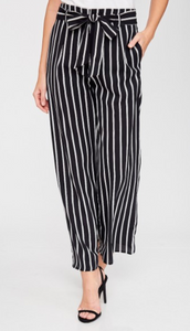 Stepping Out Striped Pants