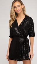 Load image into Gallery viewer, All That Glitters Romper