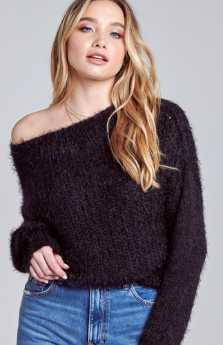 Cuddled Up Sweater