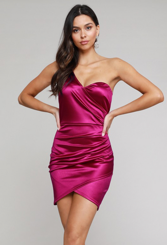 Wine + Dine Dress