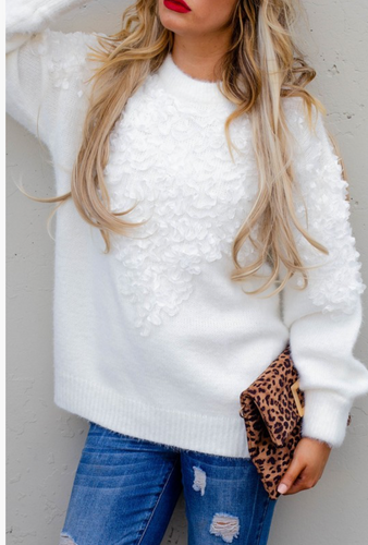 THE CLEO SWEATER