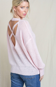 THE KELSEY SWEATER