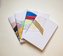 Load image into Gallery viewer, Hand Painted Journals