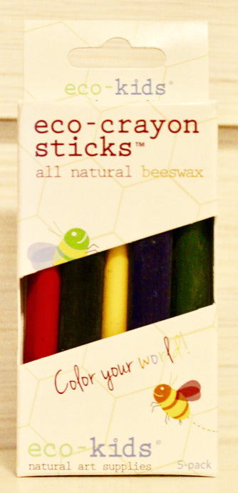 Eco-Crayons (5-pack)