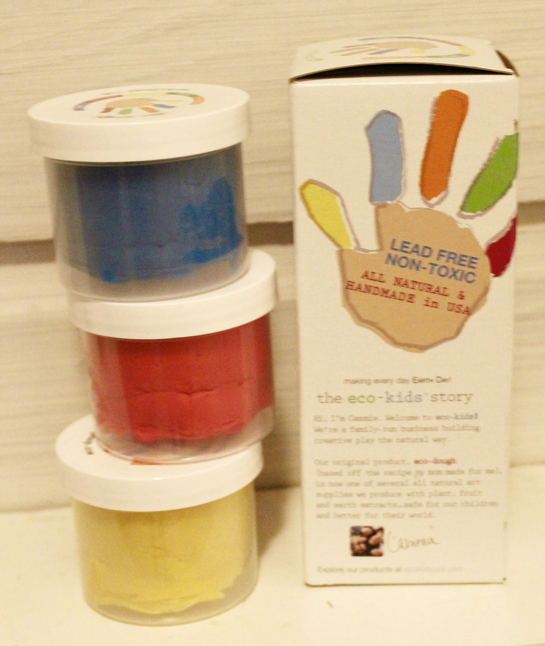 Eco-Dough (3-Pack)