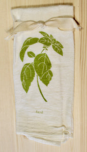 Basil Cloth